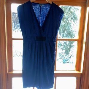 Lilla P faux wrap dress